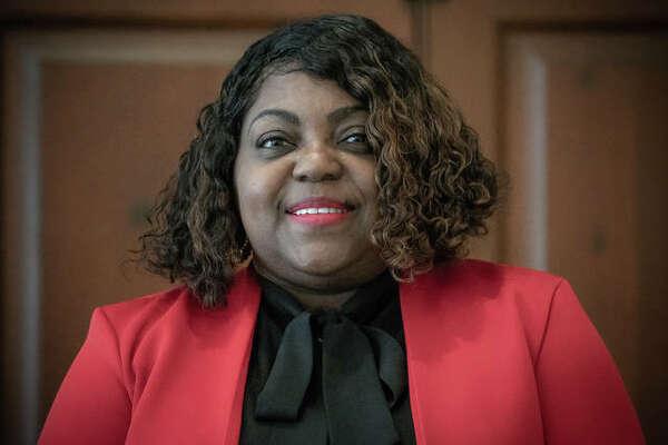 Alton YWCA Women of Distinction 2019 honoree Yolanda Crochrell.