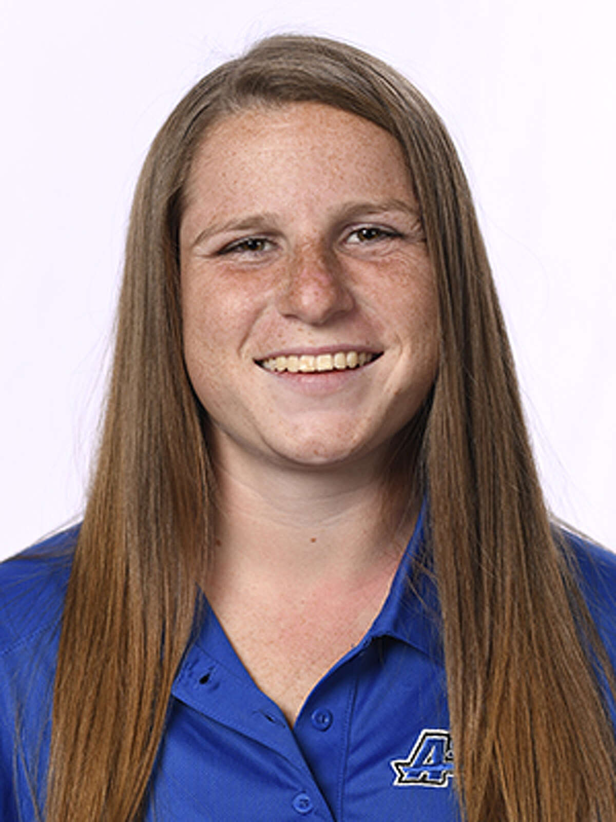 Kailyn Hart, a senior on the Assumption College lacrosse team, is a Shaker High grad. (Assumption College photo)