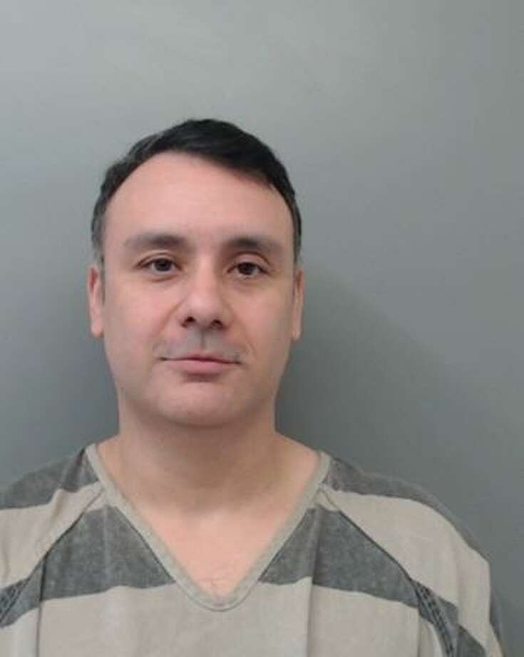Antonio Roberto Alvarez, 43, was charged with theft of property and later released on bond. Photo: /
