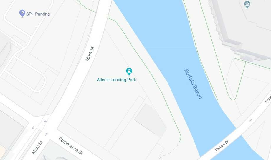 Man's body pulled from bayou at Allen's Landing Park