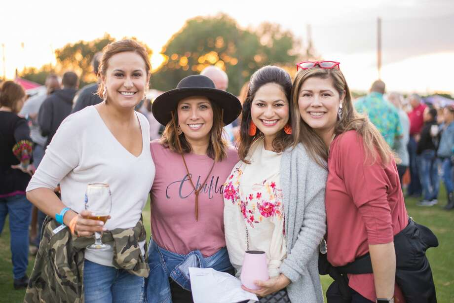 San Antonio partied with a purpose at Fiesta's most exclusive event - Taste of the Northside. Photo: Kody Melton