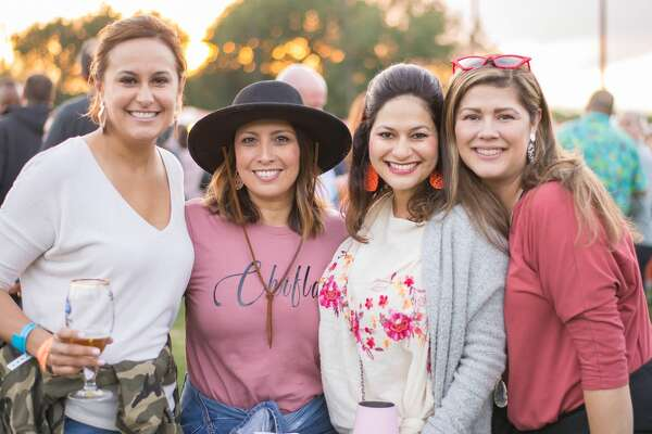 San Antonio partied with a purpose at Fiesta's most exclusive event - Taste of the Northside.