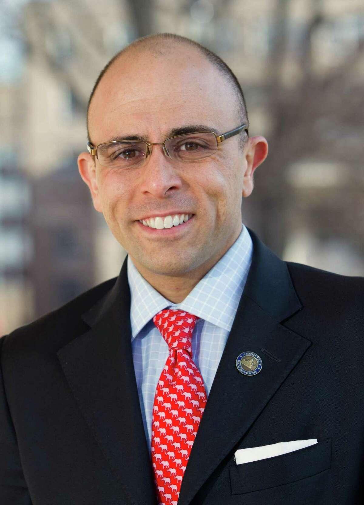 State Rep. Jason Perillo, R- Sheton represents the113th district