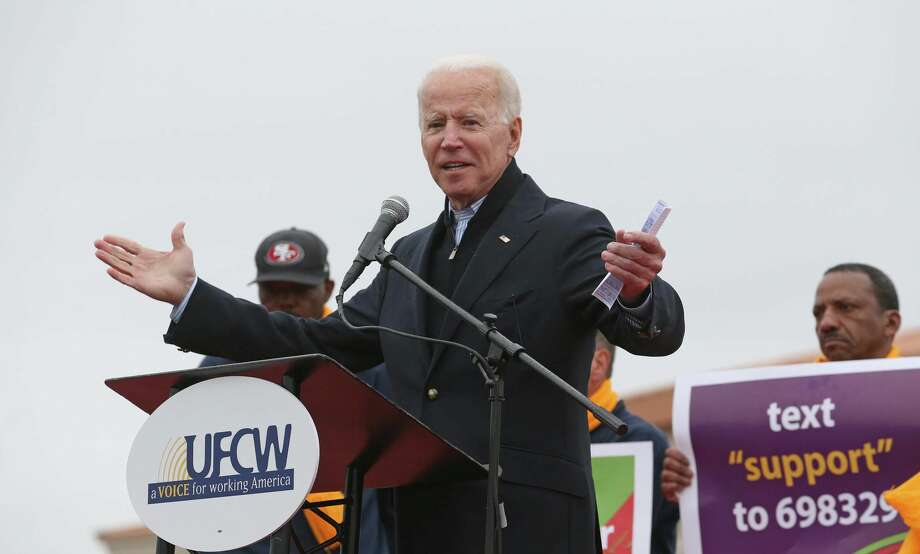 Joe Biden want to return to the White House. Photo: MediaNews Group/Getty Images