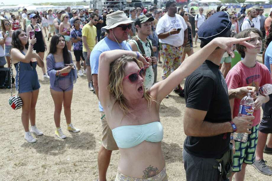 Float Fest has been canceled after moving to Gonzales and the Guadalupe River this year. Photo: JERRY LARA /San Antonio Express-News / San Antonio Express-News