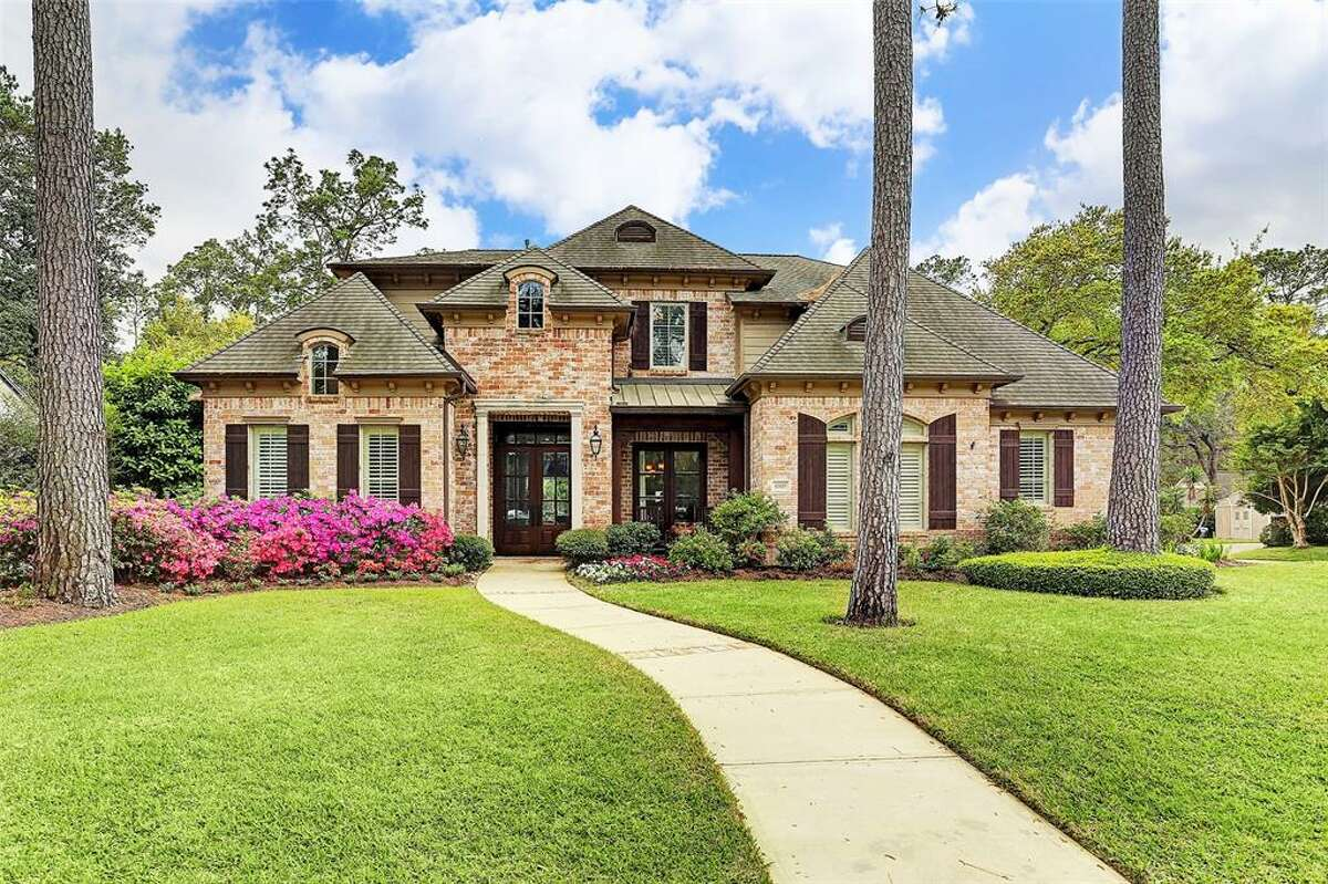 A home in Memorial Forest, where home prices have appreciated 85 percent in the past decade. Home appreciation can play a factor when refinancing a home. NEXT: Stunning homes for sale near Houston's top middle schools