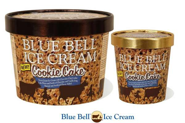 Blue Bell releases new Cookie Cake Ice Cream, with more new flavors