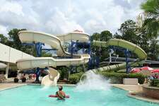 The Conroe City Council will consider awarding a $5.4 million contract to Conroe-based G.T.T. General Contractors Inc. for the construction of a new water park at the Conroe Aquatics Center to replace the existing facility that has been damaged by a fault line.