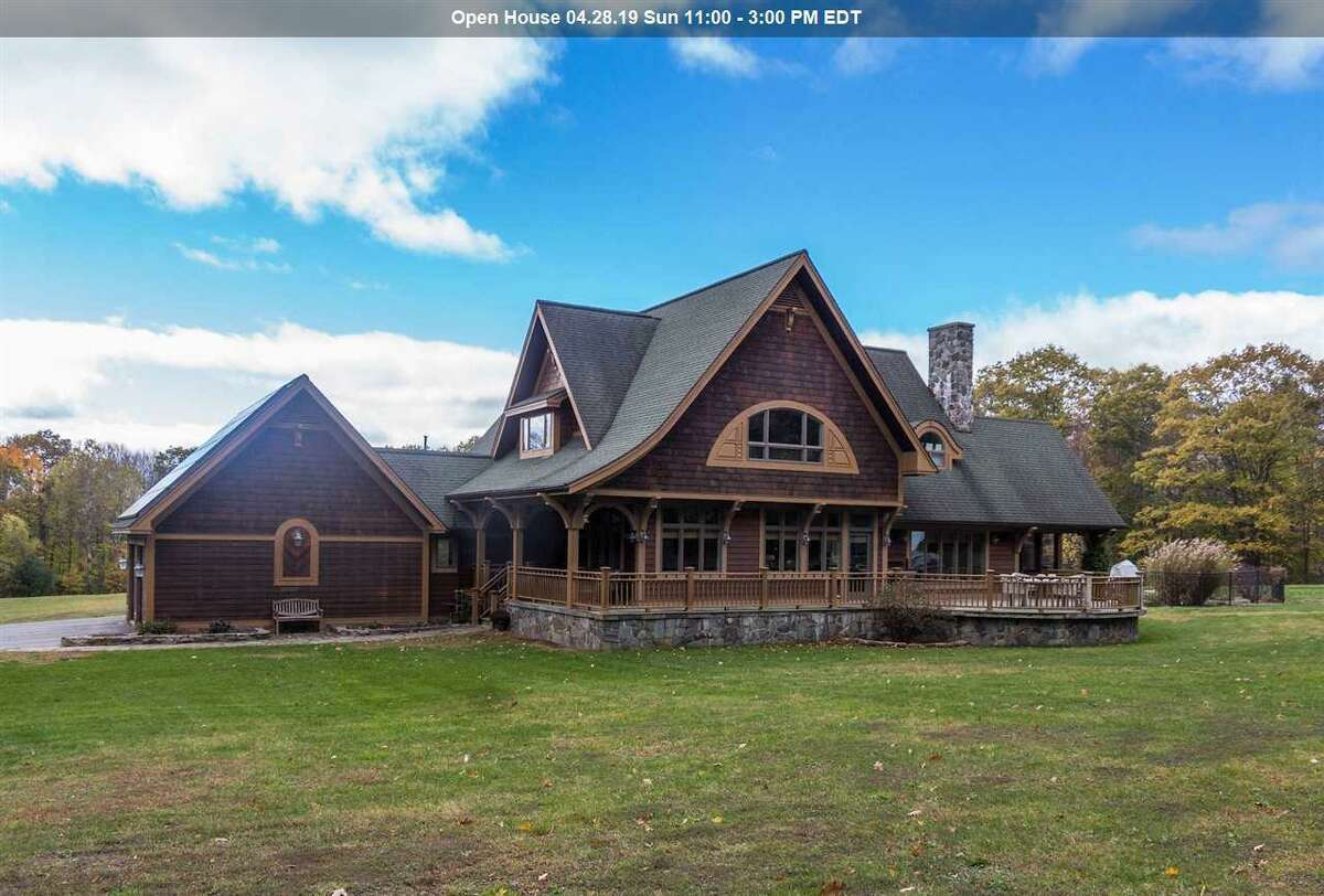 $775,000. 1112 Whitesides Rd., Galway, 12074. Open Sunday, April 28, 11 a.m. to 3 p.m. View listing