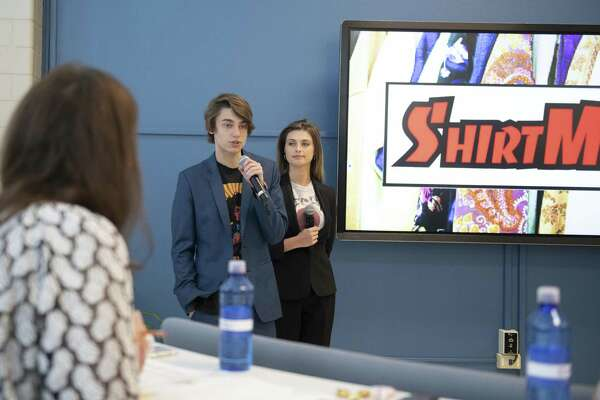 Shark Tank Class Took Alamo Heights H S Students Into The