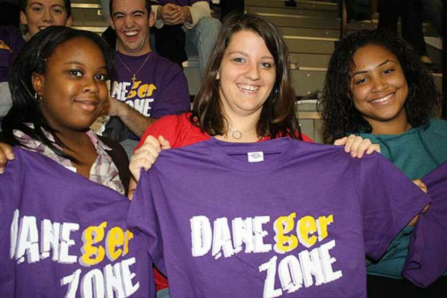 Were you seen at 2009 UAlbany home opener? Photo: Jon Campbell