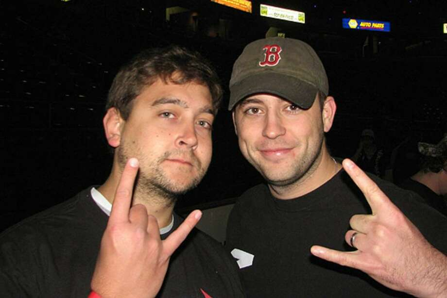 Were you seen at 2009 Metallica concert at the Times Union Center? Photo: Kristi Gustafson