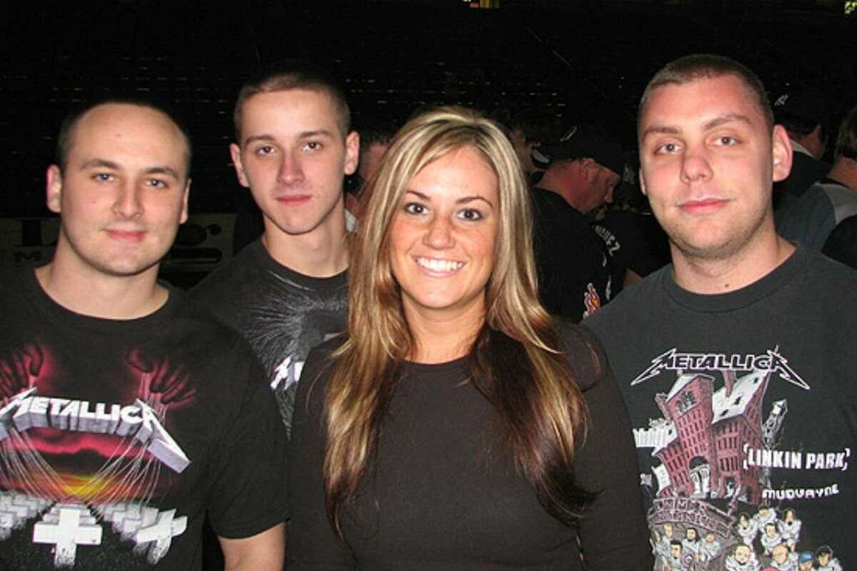 Were you seen at 2009 Metallica concert at the Times Union Center?
