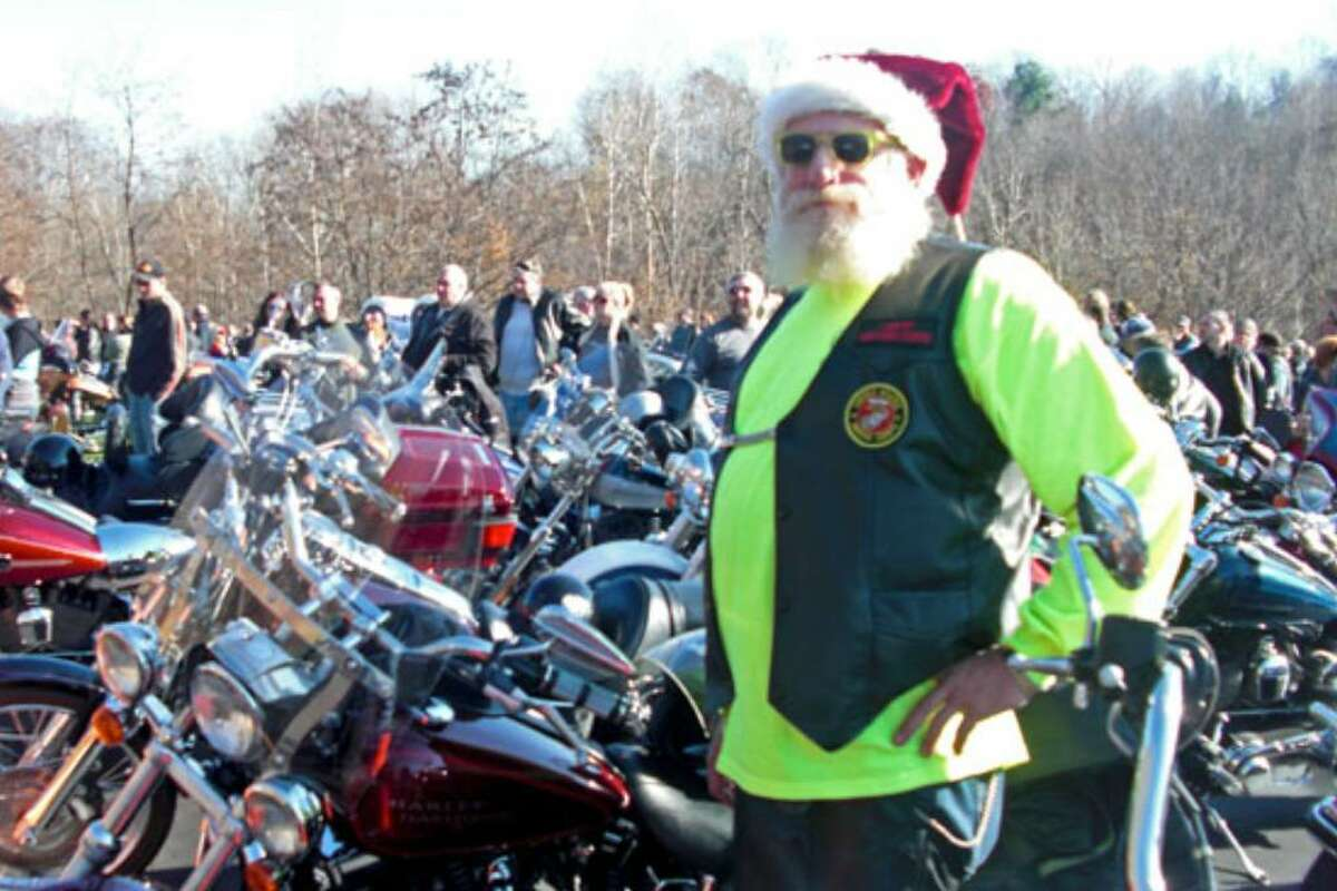 Were you seen at 2009 Brunswick Harley Owners Group Toys for Tots Fun Run?