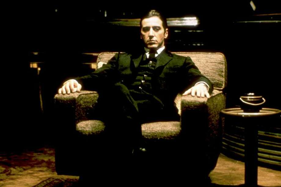 "Al Pacino in ""The Godfather: Part II."" MUST CREDIT: Paramount Home Entertainment Photo: Paramount Home Entertainment / Paramount Home Entertainment / Paramount Home Entertainment"
