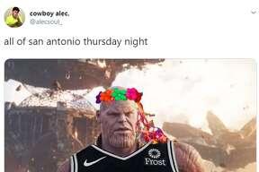 @alecsoul_: all of san antonio thursday night