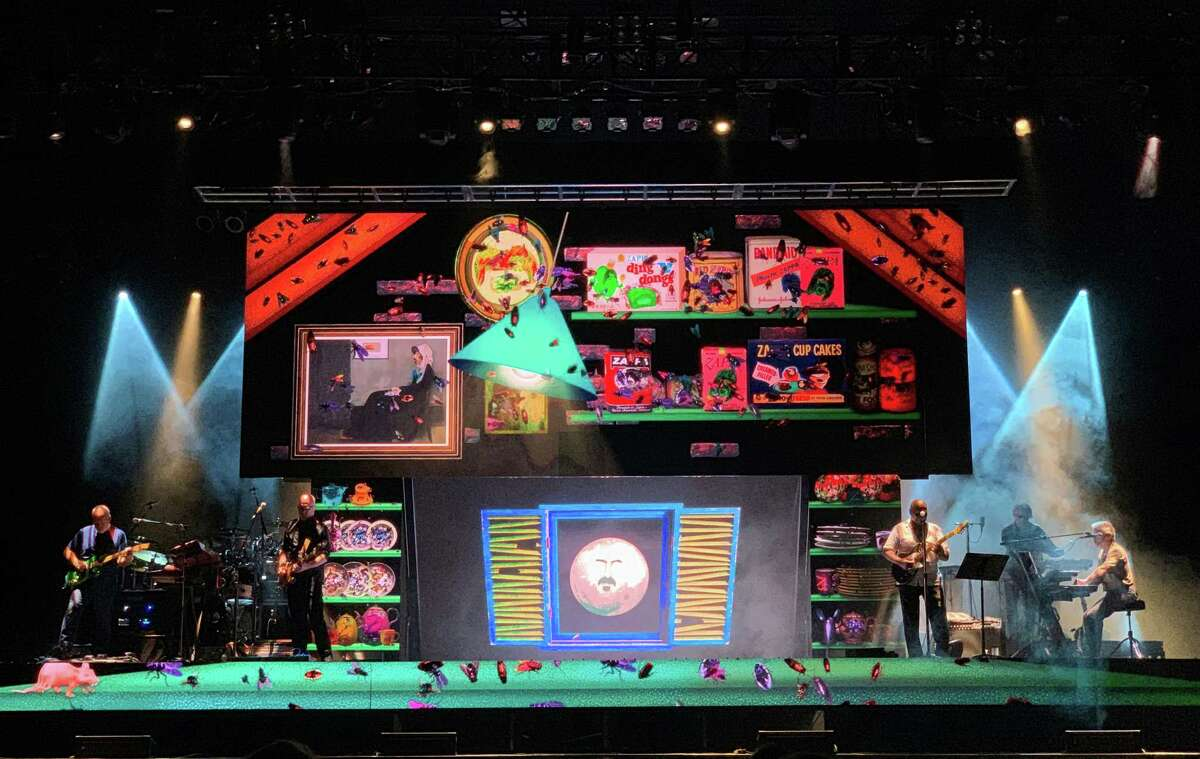 """A rehearsal of """"The Bizarre World of Frank Zappa"""" (Photo credit: Mike Mesker)"""