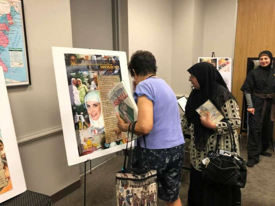 "Listen and learn: that's the message behind ""Know Your Muslim Neighbor,"" an event scheduled for 11 a.m. May 11 at the Clear Lake City-County Freeman Library in which residents are invited to meet with members of the Muslim community in their area."