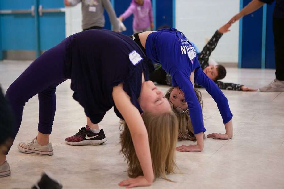 File photo of ASAP!, an arts organization based in Washington that reaches more than 9,000 children a year throughout Connecticut. Photo: Contributed Photo /