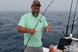 Mike Walton is being treated for flesh-eating bacteria he contracted while fishing in the Gulf of Mexico.