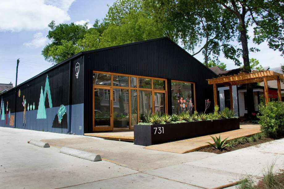 Forth + Nomad, contemporary arts and lifestyle shop founded by Andy and Morgan Sommer, will occupy a 4,068-square-foot flagship store at 731 Yale Street in the Heights. The store will relocate from a  650-square-foot space inHeights Mercantile. Photo: Forth + Nomad