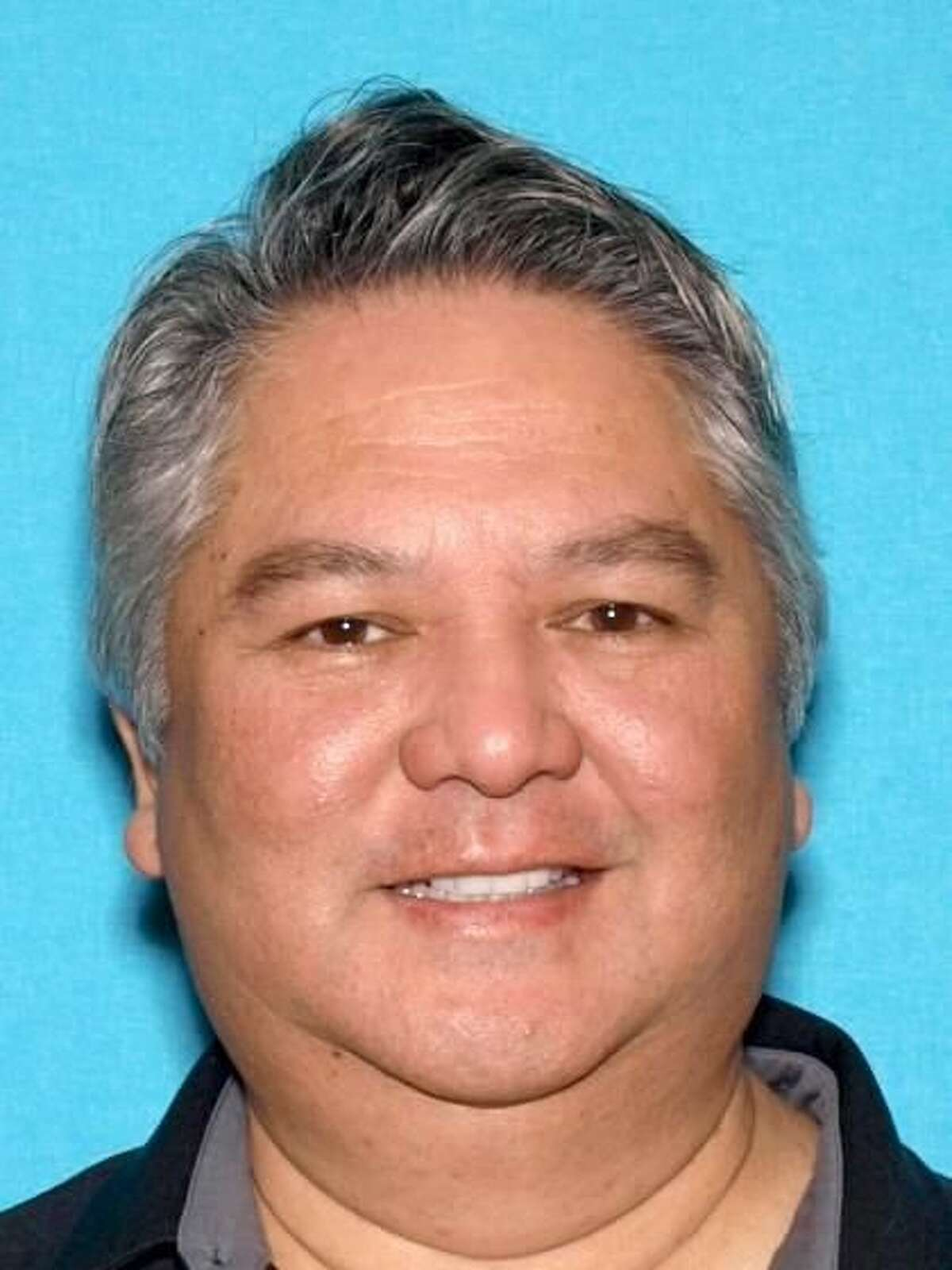 Ricardo Fernandez Delosreyes, 55, is wanted by San Bruno police Wednesday for allegedly trafficking a Filipina immigrant in a bid to exploit her labor as a caregiver. Authorities believe he is living in the Philippines.