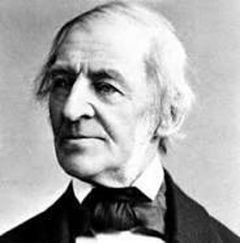 Ralph Waldo Emerson Photo: /Wikipedia