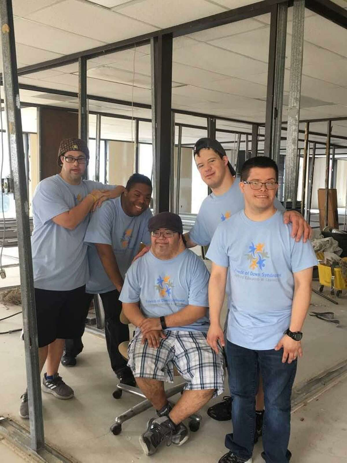 Friends of Down Syndrome is moving its Down Syndrome Academy (a school for teens and adults with Down syndrome) and offices to 11947 North Freeway, Houston 77060, last week. Students will officially report to the new building for classes on April 29.