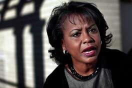 Anita Hill in 2011.