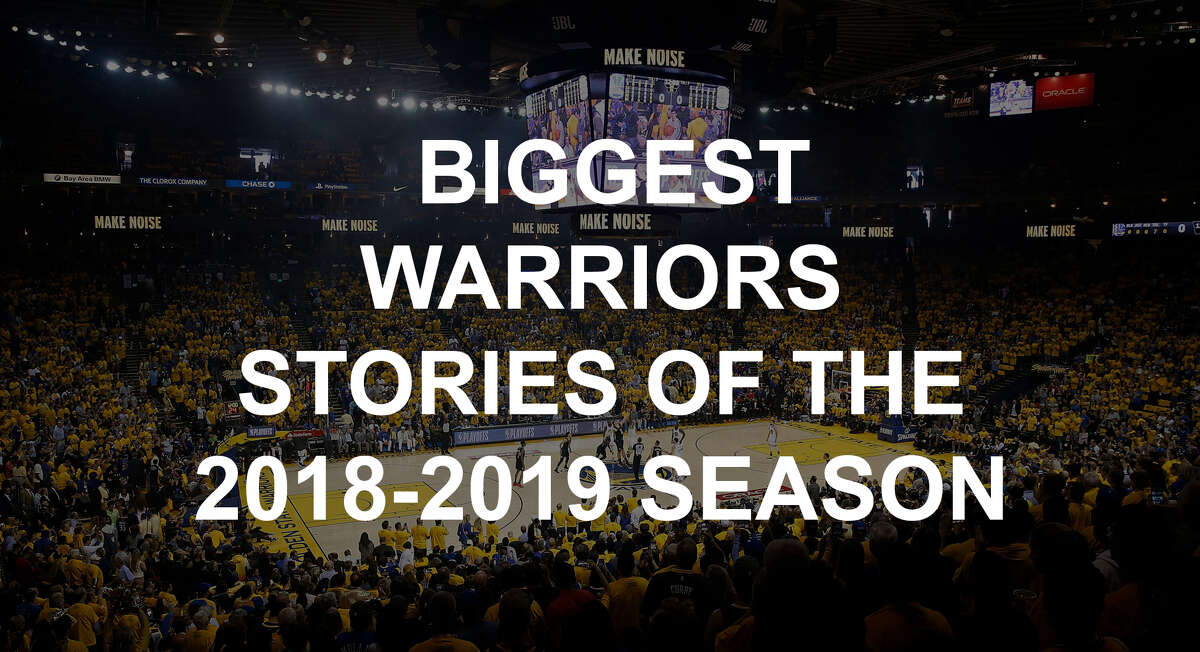 The biggest Warriors stories of the 2018-2019 season