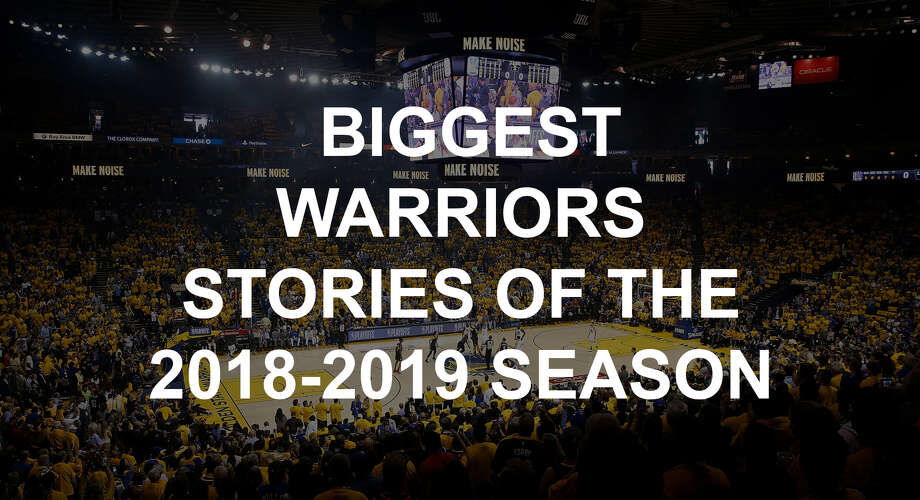 The biggest Warriors stories of the 2018-2019 season Photo: Lachlan Cunningham/Getty Images / 2019 Getty Images