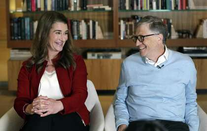 Kristof: The Bill-Melinda Gates romance started with a