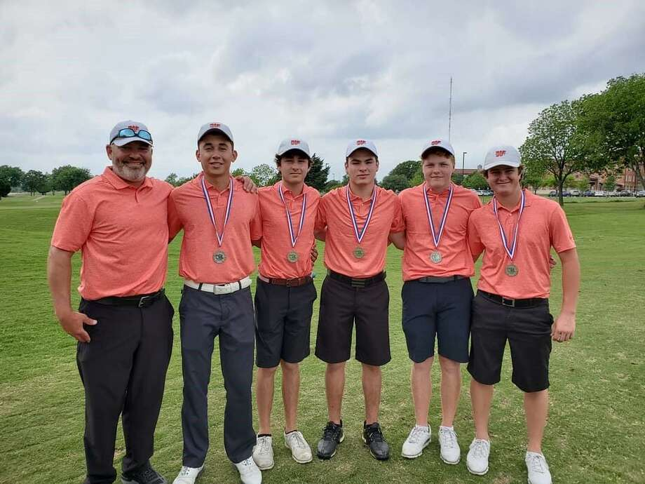 The Woodlands boys golf team advanced to the state tournament with a second-place finish at regionals earlier this week. Photo: Submitted Photo