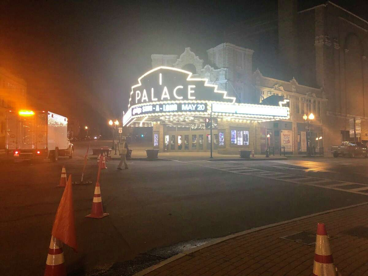 An April 23, 2019, water main break has forced the cancellation of three major performances at the Palace Theatre.