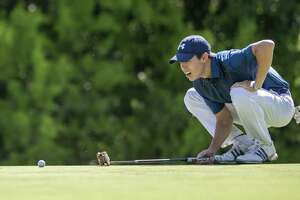 Johnson's Johnny Keefer finished fifth in Class 6A with a 141, one shot out of third and two out of first.
