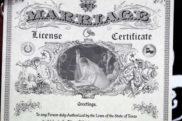 marriage licenses harris county texas