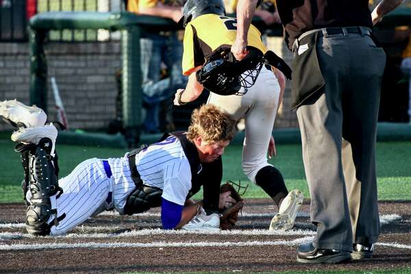 Kress defeated Valley in a baseball matchup Wednesday afternoon.