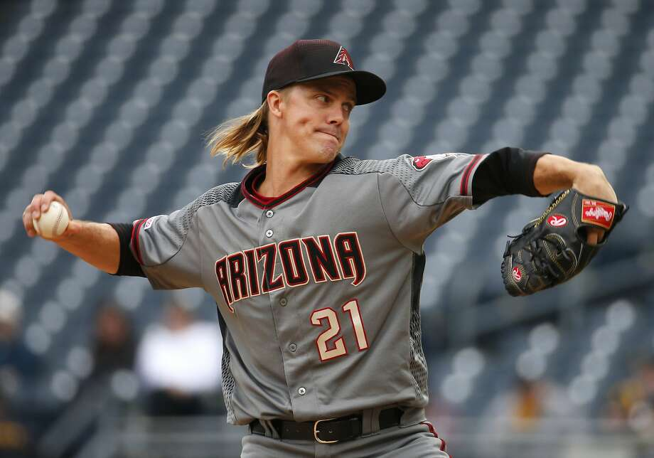 Zack Greinke extended his shutout streak to 15 innings with a seven-inning outing in Pittsburgh. Photo: Justin K. Aller / Getty Images