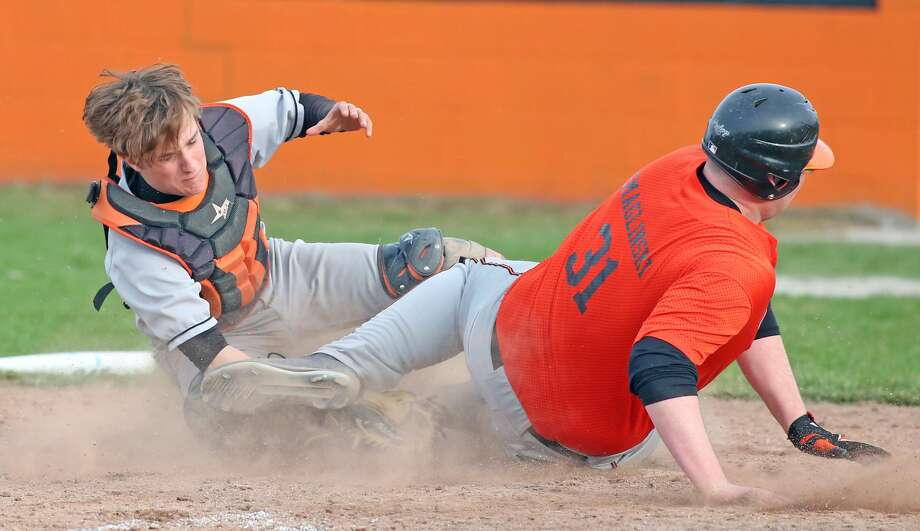 Ubly at Harbor Beach baseball Photo: Mike Gallagher/Huron Daily Tribune