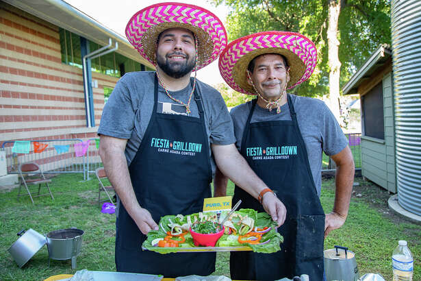 San Antonio's South Side was filled with Fiesta spirit as locals celebrated PACfest at Palo Alto College.