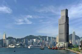 The new Rosewood Hotel Hong Kong is on the Kowloon side, next door to the InterContinental (Regent) and down the street from the Peninsula
