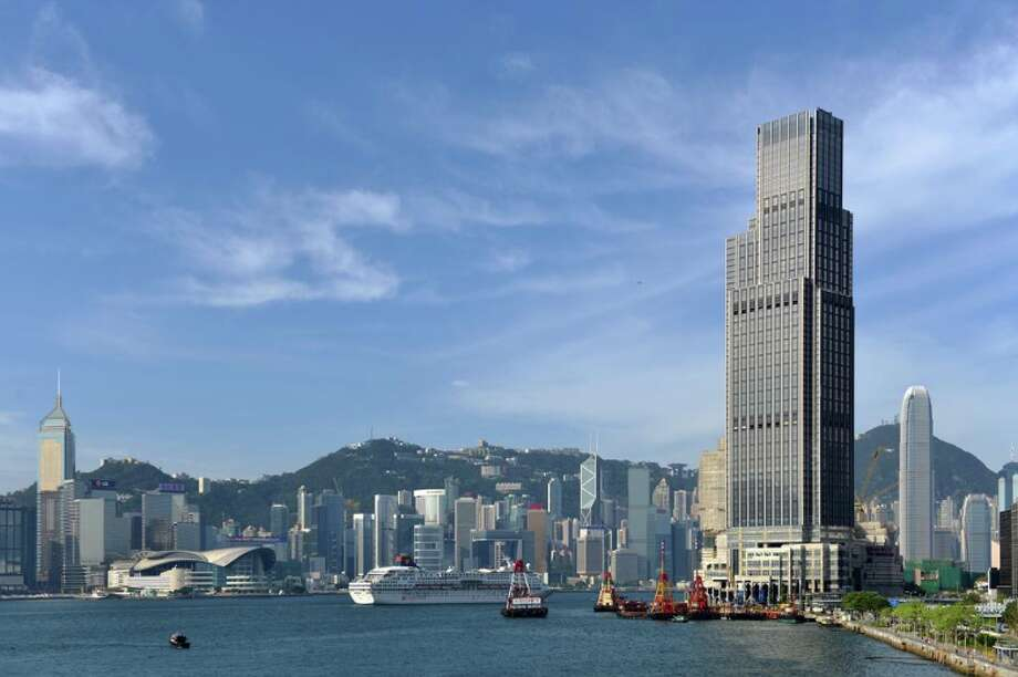 The new Rosewood Hotel Hong Kong is on the Kowloon side, next door to the InterContinental (Regent) and down the street from the Peninsula Photo: Rosewood Hotels