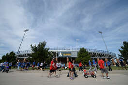 The 10th annual Autism SHARE Walk is Saturday at Grande Communications Stadium.