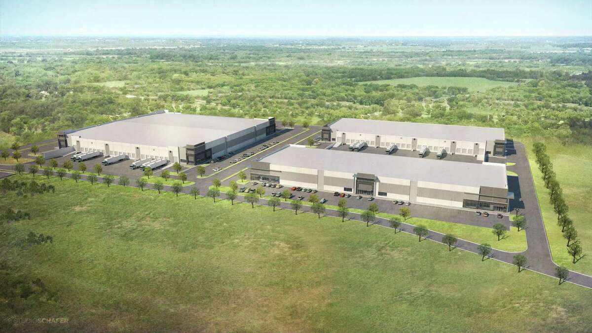 Jackson-Shaw and Thackeray Partners are developing a 320,000-square-foot industrial project in three buildings at Parc Air 59 in Humble. Arch-Con Corp. is the general contractor, Powers Brown Architecture is the architect and Kimley-Horn provided civil engineering services.