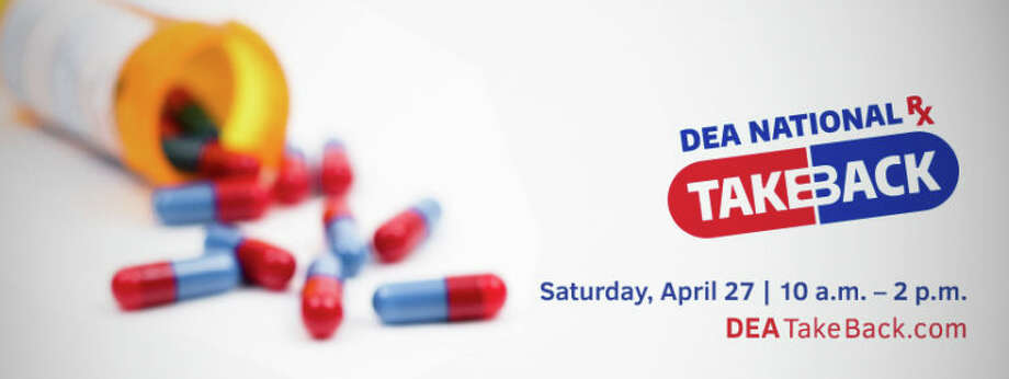 The U.S. Drug Enforcement Administration's National Drug Take Back Day is set for Saturday, April 27 from 10 a.m.-2 p.m. Seattle Police Department's five precincts are participating.