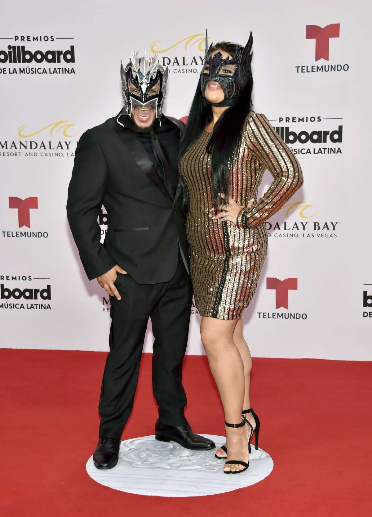 Kalisto attends the 2019 Billboard Latin Music Awards at the Mandalay Bay Events Center on April 25, 2019 in Las Vegas, Nevada. (Photo by David Becker/Getty Images)