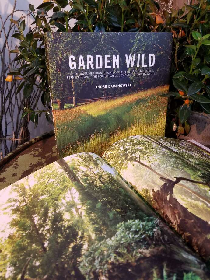"Andre Baranowski, author of ""Garden Wild"" will sign copies of his book at Pergoa Home, 7 East Shore Road, New Preston on on Saturday, April 27, from 3 to 5 p.m. Photo: Photos Courtesy Of Andre Baranowski"