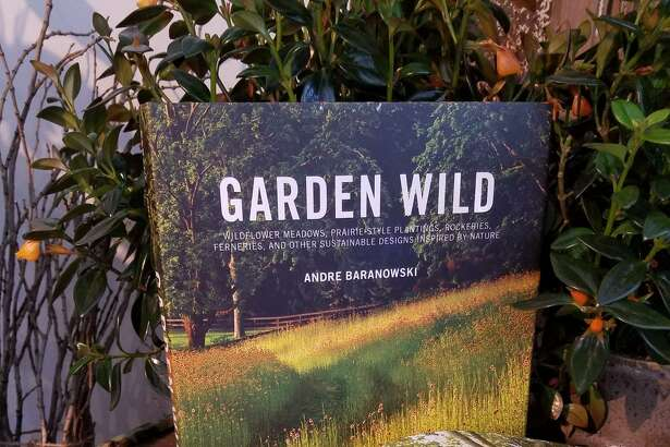 "Andre Baranowski, author of ""Garden Wild"" will sign copies of his book at Pergoa Home, 7 East Shore Road, New Preston on on Saturday, April 27, from 3 to 5 p.m."