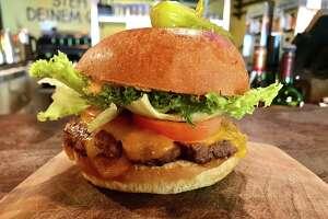 King's Burger at King's BierHaus