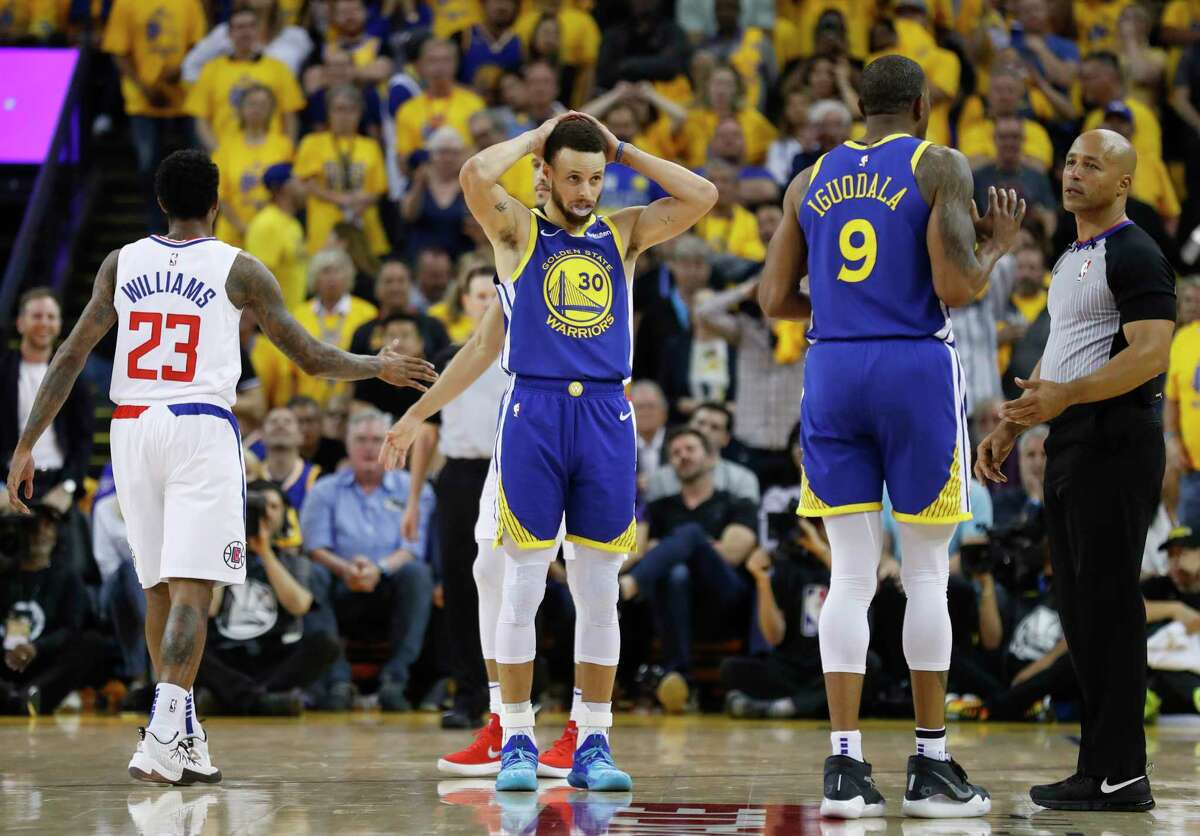 Stephen Curry and the Warriors have been pushed to a surprising Game 6 by the Clippers, but oddsmakers still have Golden State as the favorite to win the NBA championship.